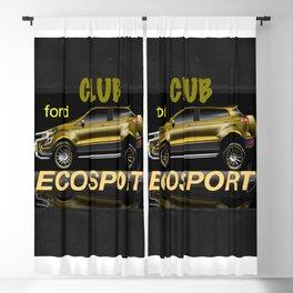 Sport Suv E.Sport Blackout Curtain