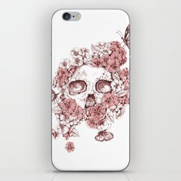 Die Beautiful iPhone Skin