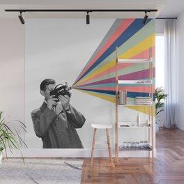 03 Movie maker Wall Mural