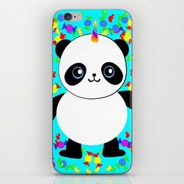 Pandacorn Candy iPhone Skin