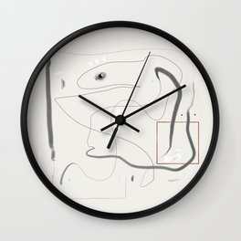 Espírito livre. Wall Clock