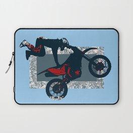 Flying Freestyle Moto-x Champ Laptop Sleeve