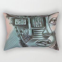 NBDisaster2 Rectangular Pillow
