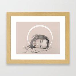 Selenophile Framed Art Print