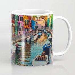 Burano Island II Coffee Mug