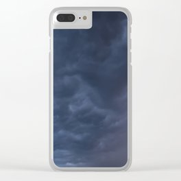 Rolling on By Clear iPhone Case
