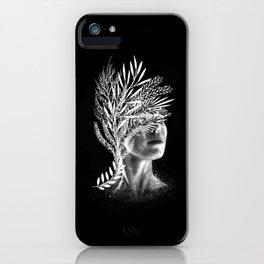 Botanical Ballerina iPhone Case