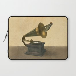 Vintage Songbird Laptop Sleeve