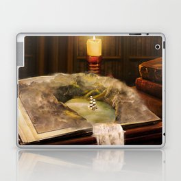 The Long Journey Laptop & iPad Skin