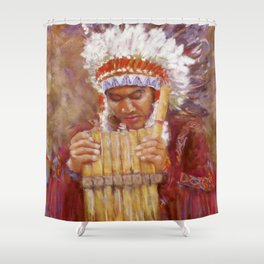 Culture and tradition / Culture et tradition Shower Curtain