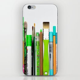 Real Weapons Of Mass Creation II iPhone Skin