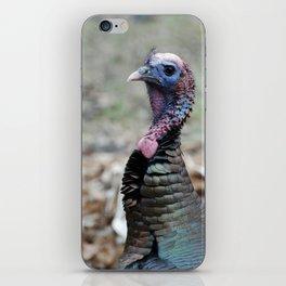 Wild Turkey iPhone Skin