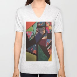 SHAPES Unisex V-Neck