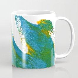 Wings Collection orange/cyan Coffee Mug