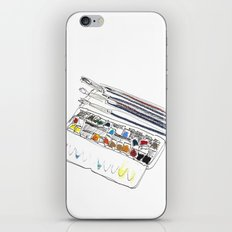 atelier I iPhone & iPod Skin