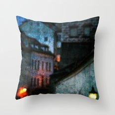 Bohemian Nights Throw Pillow