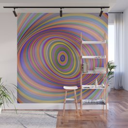 Happy Hypnosis Wall Mural