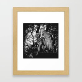 Donskoy Monastery  [#8] Framed Art Print