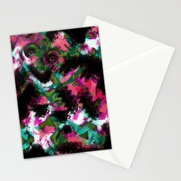 """""""Watercolor glamour """".  """"Watermelon  juice"""" . Stationery Cards"""