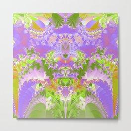 Calypso Cubes Metal Print