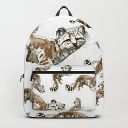 Totem Andean cat (AGA) Backpack