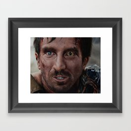 Wikus Framed Art Print