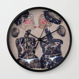 Girls Gone Wall Clock