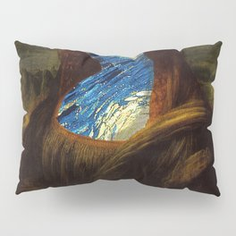 lovely but chaotic when you see your world in a person Pillow Sham