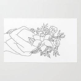 Blossom Hug Rug