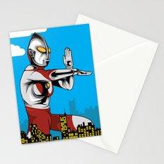Ultraman Stationery Cards