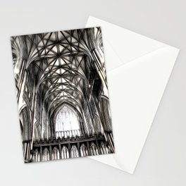 York Minster Art Stationery Cards