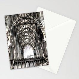 York Minster Art Stationery Cards