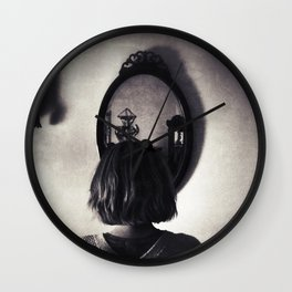 Face to Place Wall Clock