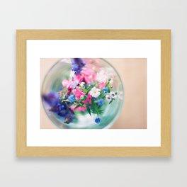 Parfum Framed Art Print