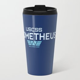USCSS Prometheus - Crew Member Shirt Travel Mug