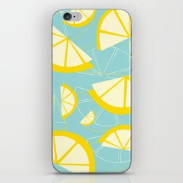 Lemon Wedges iPhone Skin