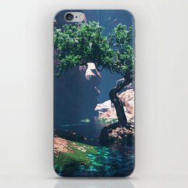 Of All Places iPhone Skin