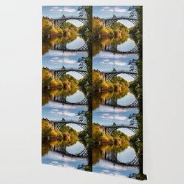 IronBridge Shropshire Wallpaper