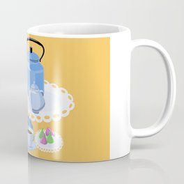 Time to drink tea Coffee Mug