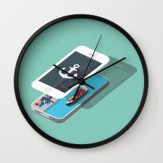 iPort Wall Clock