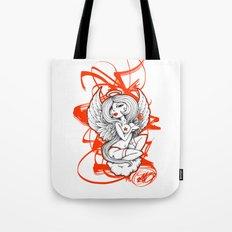 Angel Lust Tote Bag