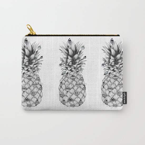Ananas Carry-All Pouch