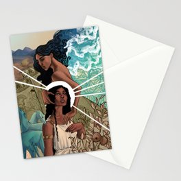 Helen and Aphrodite Stationery Cards