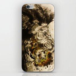 Lion's Den iPhone Skin