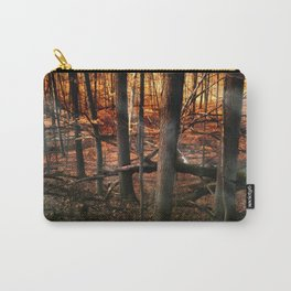Sky Fire - surreal landscape photography Carry-All Pouch