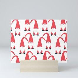 Santa Claus (Arctic) Mini Art Print