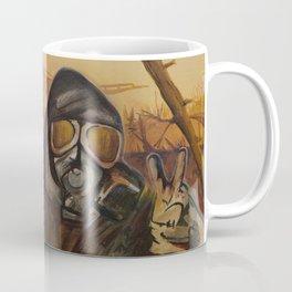 Nuclear Fallout Wasteland Coffee Mug