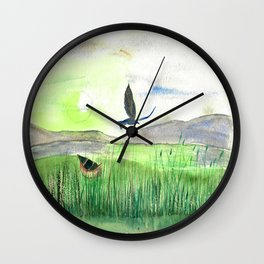 Amiel Wall Clock