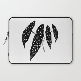 Begonia maculata plant cutting Laptop Sleeve