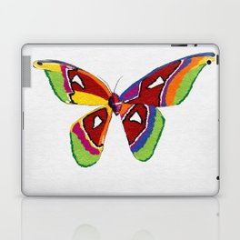 spring butterfly Laptop & iPad Skin